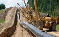 Проектирование для газопровода трубопровода