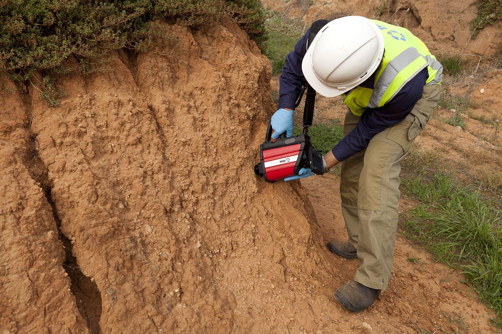 Исследование и анализ грунта